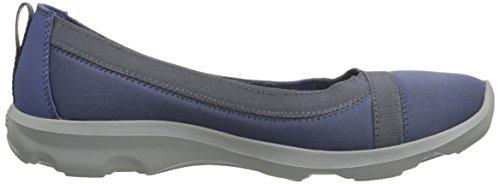 Bsydaystrtchflt Blue Bailarinas Crocs Blu Bijou Mujer 4qOnxvwB