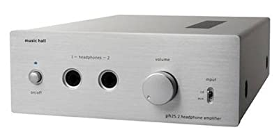 Music Hall PH25.2 Headphone Amplifier