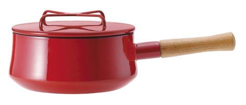DANSK Koben style II saucepan 18cm red 833 296 by Dansk