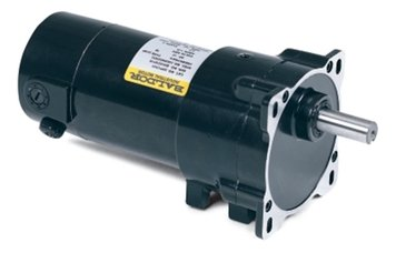 1/8 hp 500 RPM 90 Volts DC Baldor Parallel Shaft Gear Motor ... Baldor Dc Motor Wiring Diagram Diagra on