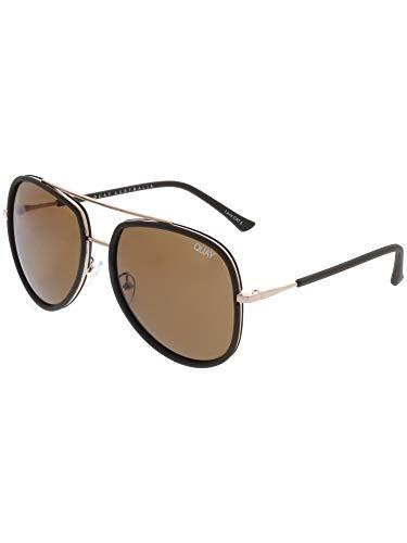 Quay Australia NEEDING FAME Women's Sunglasses Bold Aviator - ()