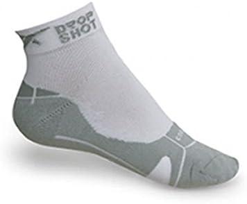 DROP SHOT Calcetin Confort Color gris: Amazon.es: Deportes y aire ...