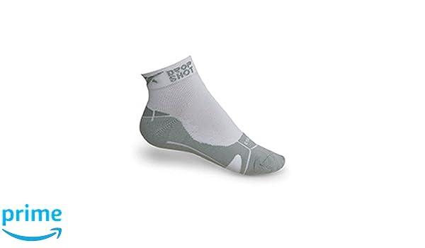 DROP SHOT Calcetin Confort Color gris: Amazon.es: Deportes y ...