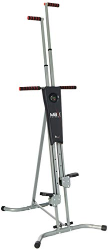 Maxi Climber Vertical Climbing Cardio Exercise Machine by New Image