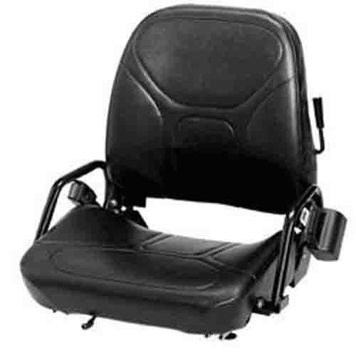 WISE Vinyl Forklift Type Seat (TCM, Komatsu, Allis Chalmers, Baker) by MRK SALES