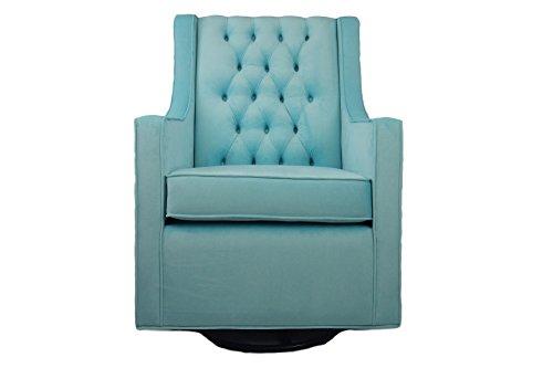 Fun Furnishings Lifestyle Home Furnishings Tres Chic Glider Aqua Tiffany