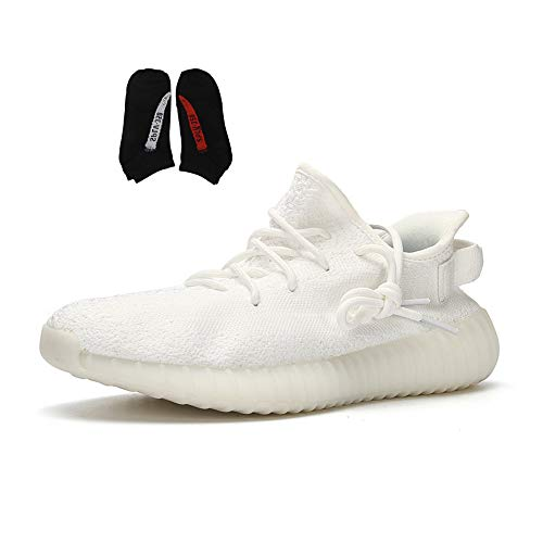 da Scarpe Traspiranti v2 Uomo da da Bianco 350 Leggere Corsa Sneakers LOOGLOO e Hojert Donna 5HnYYq