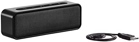 AmazonBasics 9-Watt Bluetooth Stereo Speaker