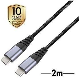 Muvit Tiger Kabel Sehr Robust Typ C Typ C 2 M Grau Elektronik