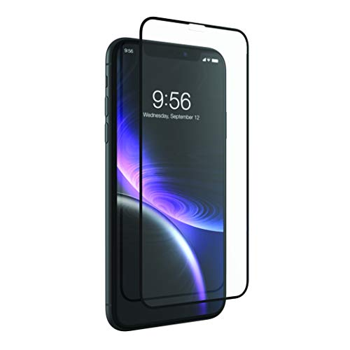 ZAGG InvisibleShield Glass+ Luxe Tempered Screen Protector for iPhone XR - Clear