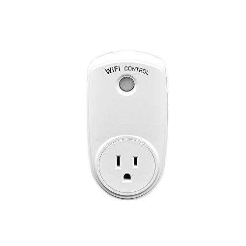 Azpen Wifi Smart Plug wireless wifi remote control light ...