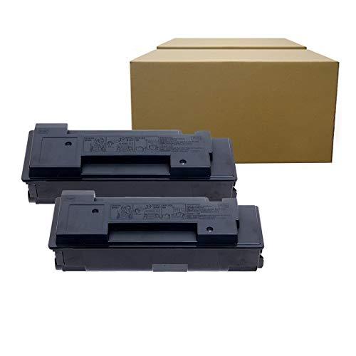 (Inktoneram Compatible Toner Cartridges Replacement for Kyocera-Mita TK-342 TK342 FS-2020D (Black, 2 Pack))