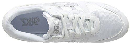 Asics Gel-lyte Scarpe Da Running Uomo Bianco white glacier Grey