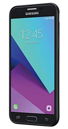 Samsung J3 5in Factory Unlocked Phone - 16 GB - Black (Renewed)