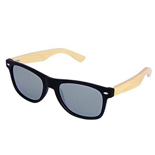 De Bambú Playa Hombres Gafas De Retro De De Sol Se Al De Los De Las Playa Libre Gafas De Limotai La De De La Gafas Divierten Sollas Negro Las Negro Polarizadas Aire Gafas Sol Sol wgOvn0qU