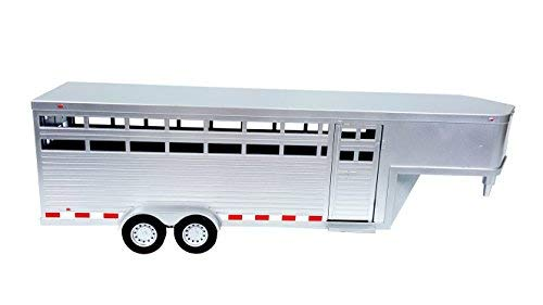 Big Country Toys Sundowner Trailer - 1:20 Scale - Toy Stock Trailer - Farm Toys