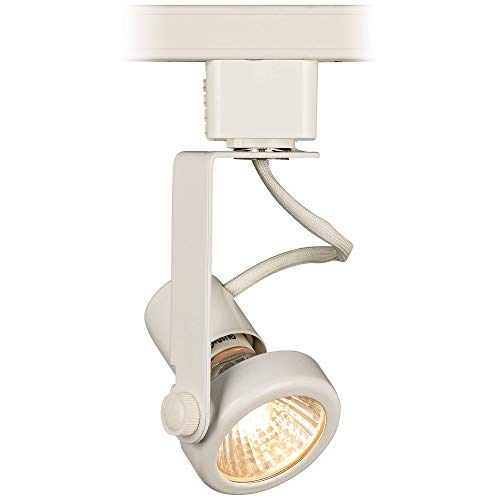 Juno Lighting R711WH Trac-Lites Open Back Line Voltage MR16 Lamp Holder, White