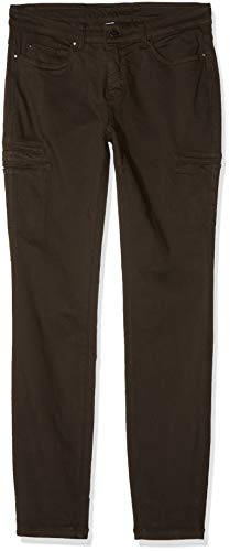 Grau Skinny Ppt da 380r Dream Pantolon MAC Forest straight donna 4PZwWx