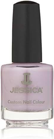 Jessica Custom Nail Colour, Lilac Pearl, 0.500 fl. oz.