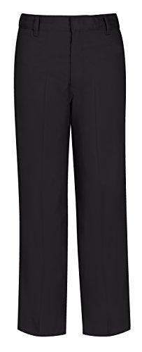 Uniform Flat Front Pants - 7