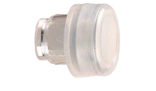 Non-Illum Push Button Operator White