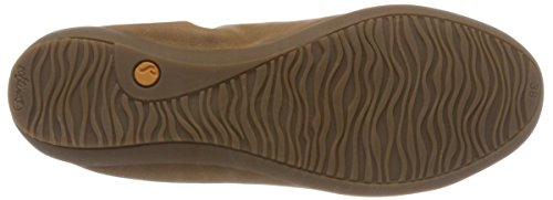 Softinos Women''s Ona380sof brown Ballet Flats Brown rrpSxwq