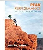 peak performance 8th - Peak Performance Success in College and Beyond, 8th Edition by Sharon K. Ferrett (2012-01-01)