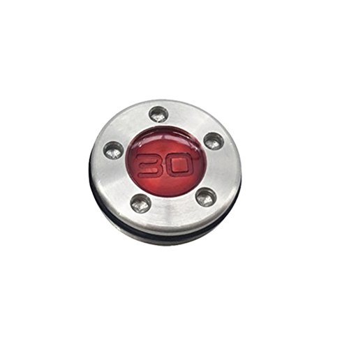 WINOMO Red Number 30g Golf Weight For Titleist Scotty Cameron Putter by WINOMO