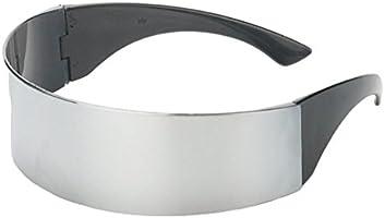 Bag-Best Gafas de Sol con Espejo Monoblock Shield Creativo Gafas ...