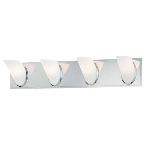 George Kovacs P5944-077 Angle 4 Light Bath Vanity - Bath Light 4 Kovacs George