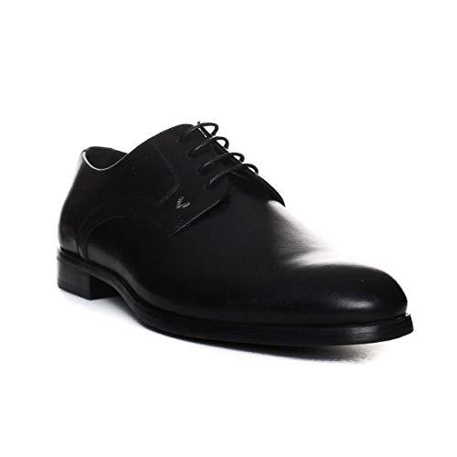 Martinelli Kingsley 1326 De Hombre Para Derby Black Zapatos 1855pym Cordones 4aTwdr4q