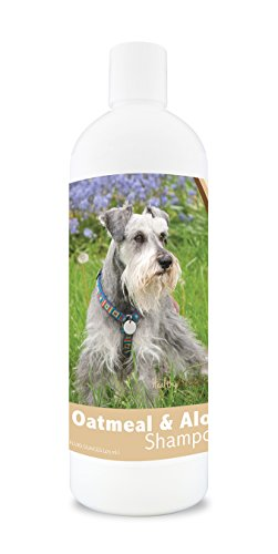 Healthy Breeds Dog Oatmeal Shampoo with Aloe for Miniatur...