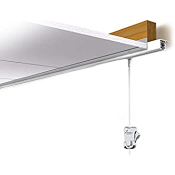 Urail Pro Art Hanging Track System For Ceiling Complete