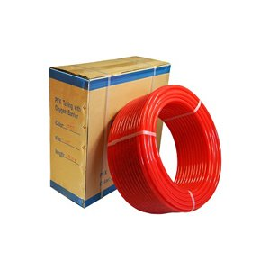 - 3/4 PEX Tubing with Oxygen Barrier for Heating, Snow Melt (300ft)