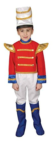 UHC Storybook Wizard Of Oz Toy Soldier Toddler Kids Boys Halloween Costume, 3T-4T