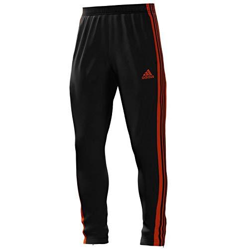 adidas Mi mi Team 18 Training Pants - Mens - Black/Collegiate Orange - M ()