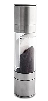 Culina® Deluxe Double Mill Salt and Pepper Grinder Set