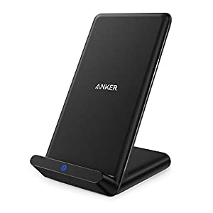 Anker Wireless Charger, PowerPort Wireless 5 Stand, Qi-Certified, Compatible iPhone 11, 11 Pro, 11 Pro Max, XR, XS Max… 4