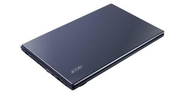 Acer TravelMate 5760-52454G50Mtsk - Ordenador portátil (Portátil, Negro, Azul, Concha, i5-2450M, Intel Core i5-2xxx, Smart Cache): Amazon.es: Informática