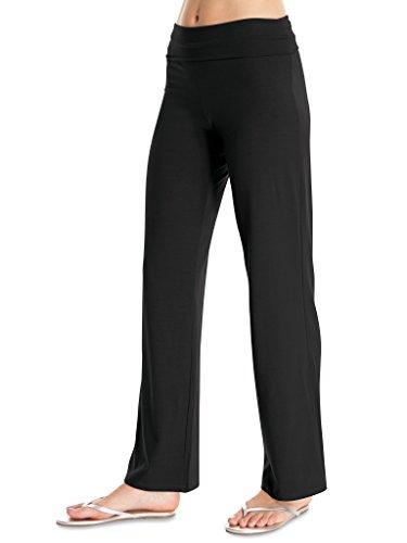 Blue Canoe Women's Uncomplicated Pant Medium Black