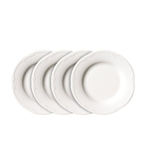 Pfaltzgraff Filigree Salad Plate (8-Inch, Set of 4), ()