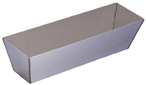 Walboard Tool 24-003/SP-14 14'' Stainless Steel Mud Pan