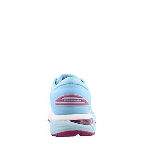 ASICS Gel-Kayano 25 Women's Shoe, Skylight/Illusion Blue, 5 B US by ASICS (Image #4)