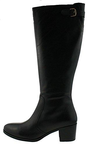 Vestir Bottes Noir Ferri Femme Paola pour AanW6zpwxP