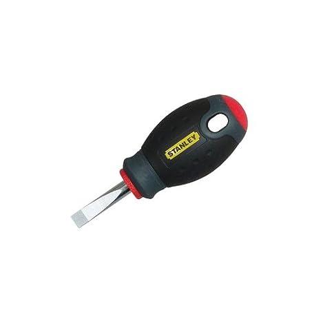 STANLEY 0-65-400 - Destornillador plano FatMax electricista 5,5 x 30 ...
