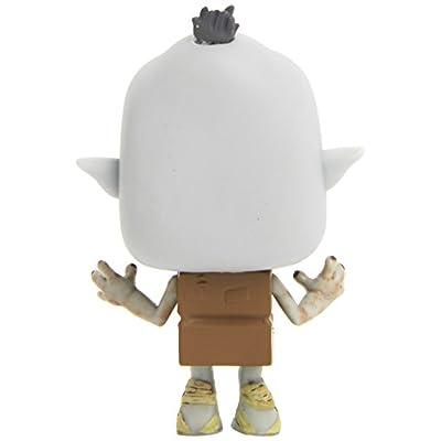 Funko POP! Movies: The Boxtrolls Fish Figure: Funko Pop Movies: Toys & Games