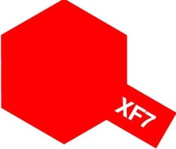 アクリルミニ XF-7 フラットレッド