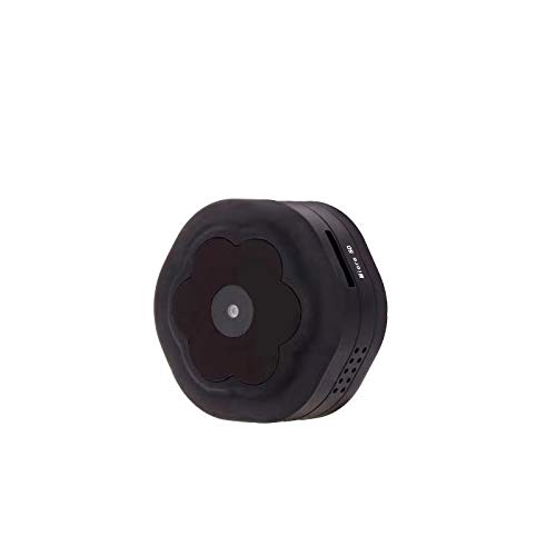 Mini WiFi Hidden Camera, Camera Hd 1080p, Security Camera, Suitable for Home Nanny cam with Night Vision Motion Detection, Suitable for Indoor and Outdoor