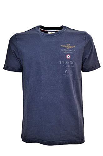 Homme Aeronautica Vedi Militare Foto shirt T RgrtPqg