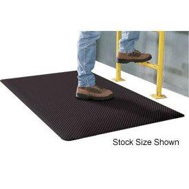 Supreme Sliptech Mat - Apache Mills Supreme Sliptech Mat, 2'W x 60' Roll, Black